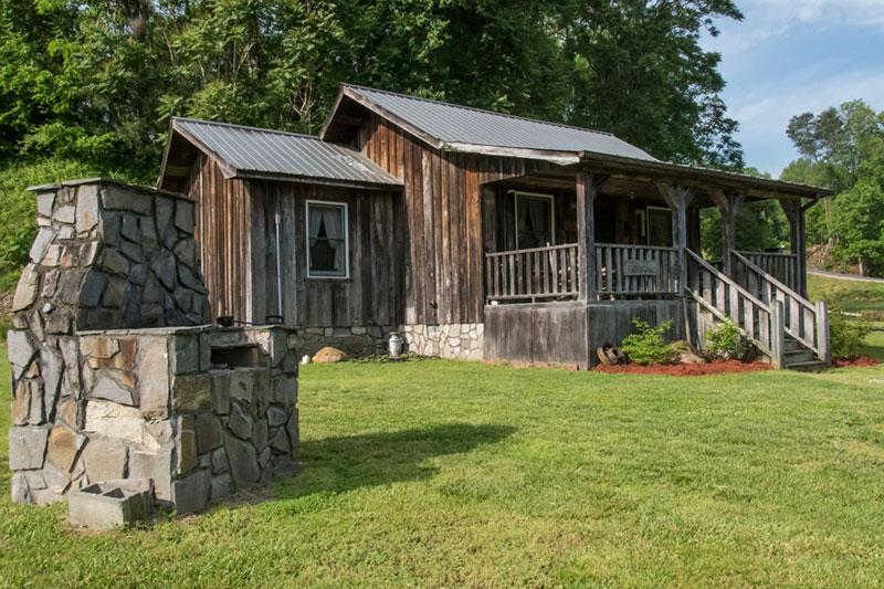 Deep Creek Log Cabin Rentals   Bryson City NC Mountains